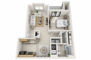 one-bedroom-apartment-furnised